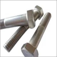 Half Threaded Hex Bolts