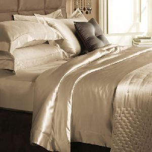 Silk Bed Cover