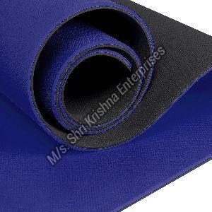 Double colour German Blue Yoga Mat