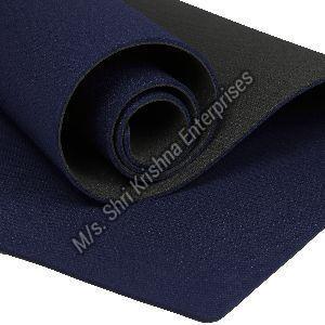 Double colour Navy Yoga mat