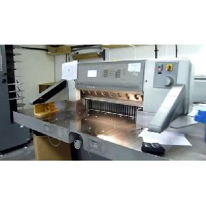 USED AUTOMATIC PAPER CUTTING MACHINE