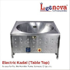 Table Top Electric Kadai