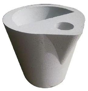 Precast White Ladle