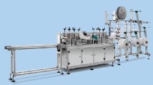 Semi Automatic Mask Making Machine