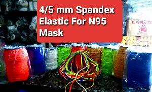 N95 Face Mask Spandex Elastic