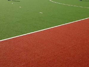 Sand Dressed Hockey Turf