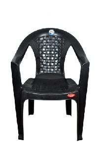 Black Plastic Tent Chair