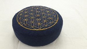 Embroidered Yoga Sitting Pillow