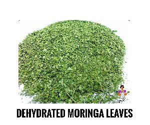 Dehydrated Moringa Leaves