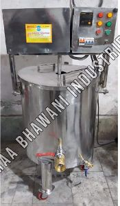 Transparent Soap Making Machine