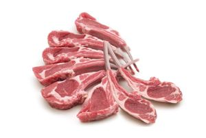Frozen Halal Lamb Rack Chops