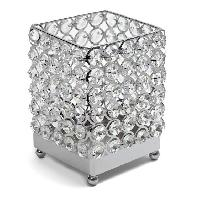 Crystal Candle Holders 12