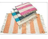 Cotton Chindi Rug (Stripe - 02)