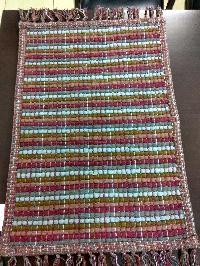 Cotton Chindi Rug (Stripe - 01)